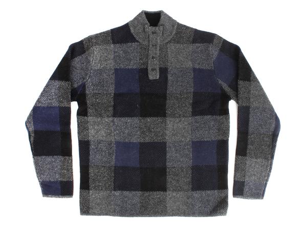 Men's Woolrich Pattern Rich Crew Sweater