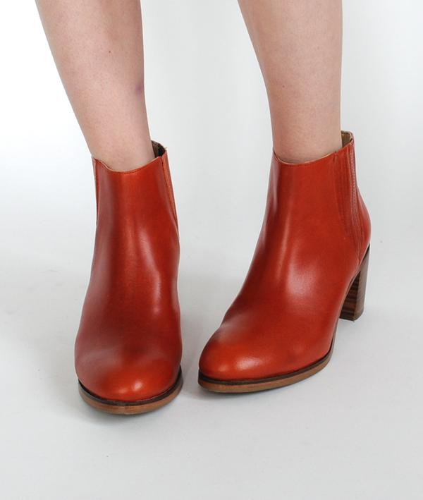Samantha Pleet x Wolverine Arc Boot