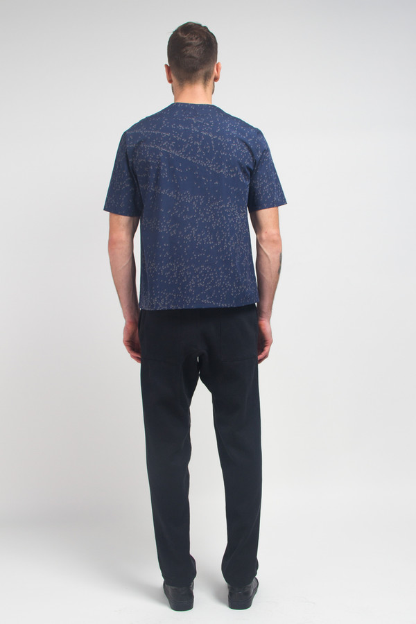 Men's Ddugoff Half Zip Pocket Shirt