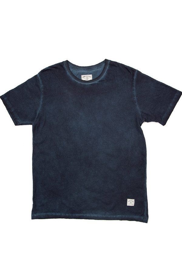 Men's Iron & Resin Tide Tee Indigo