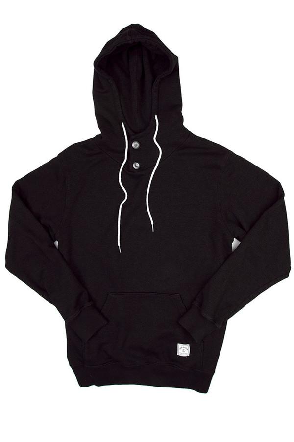 Men's Iron & Resin Todos Santos Pullover Black