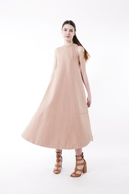 Mr. Larkin Louie Dress