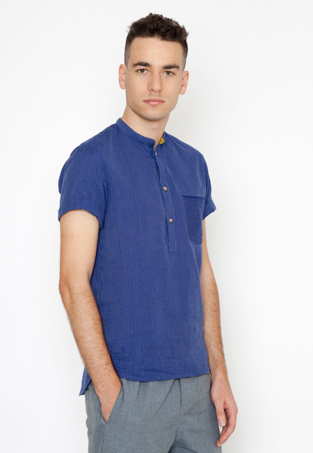 Men's New Market Goods Bristi Popover Shirt