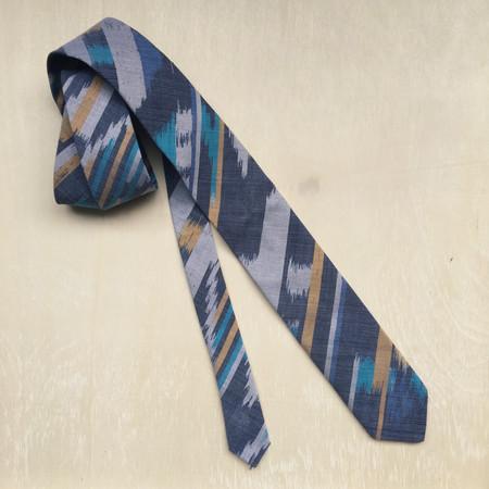 Men's Deshal Ikat Necktie