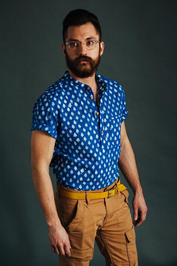 Men's Deshal Sadarghat Popover Shirt