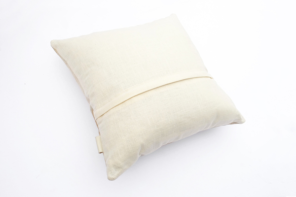 Primecut Grey Brindle Cowhide Pillow