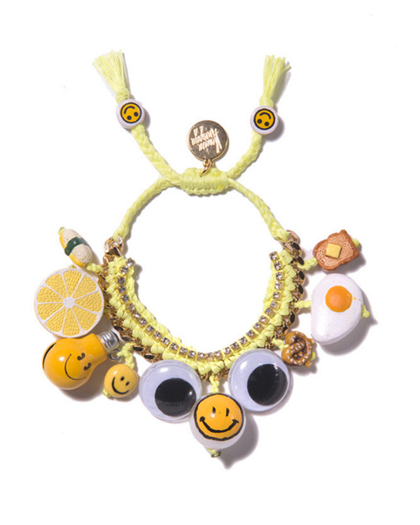 Venessa Arizaga Good Morning, Sunshine Bracelet