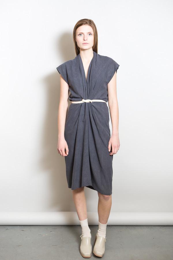 Miranda Bennett Tempest Dress / Coal