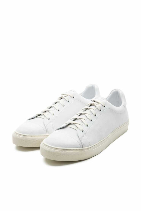 Mens Our Legacy Classic Sneaker -  Seedpearl