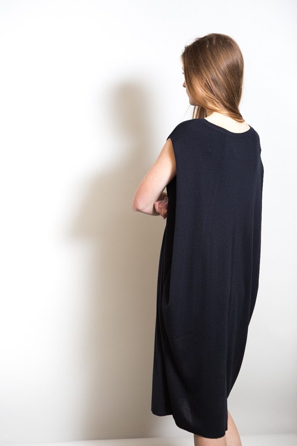 Achro Cocoon Sweater Dress