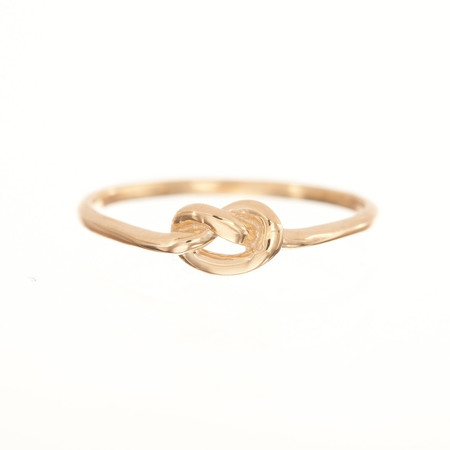Ariel Gordon Love knot ring
