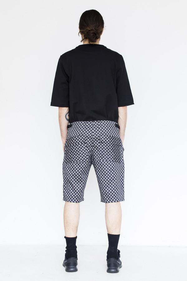Men's Assembly Cotton Paisley Short