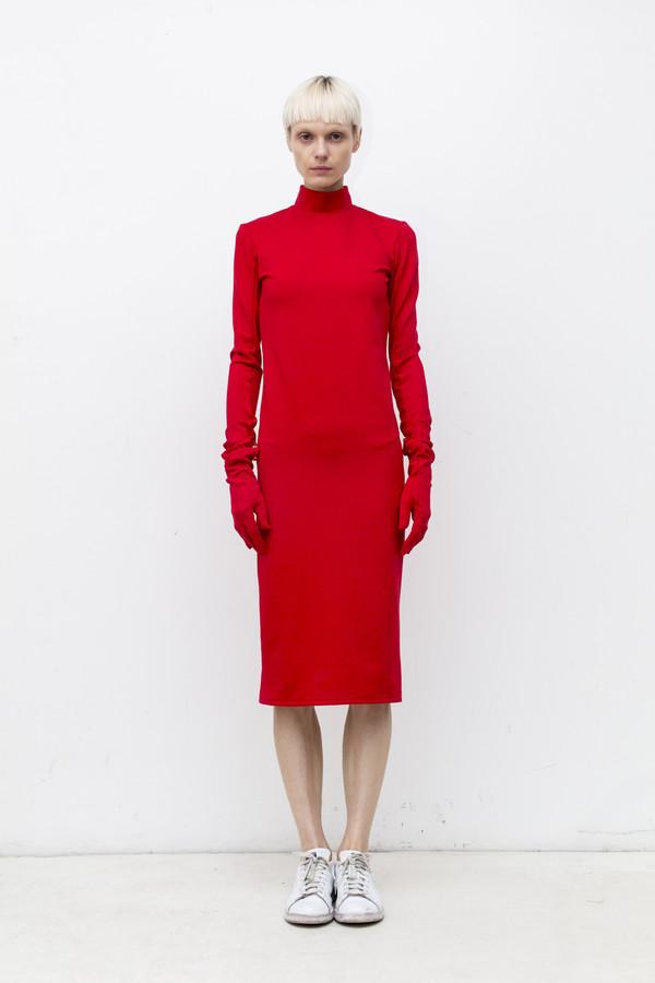 LRS Modal Gloved Long Sleeve Dress
