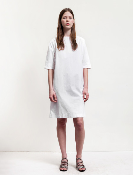 Stephan Schneider Dress Arrow White