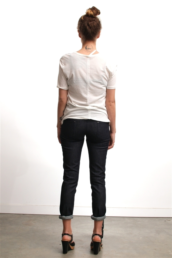 Silent by Damir Doma Pollus Denim Pants