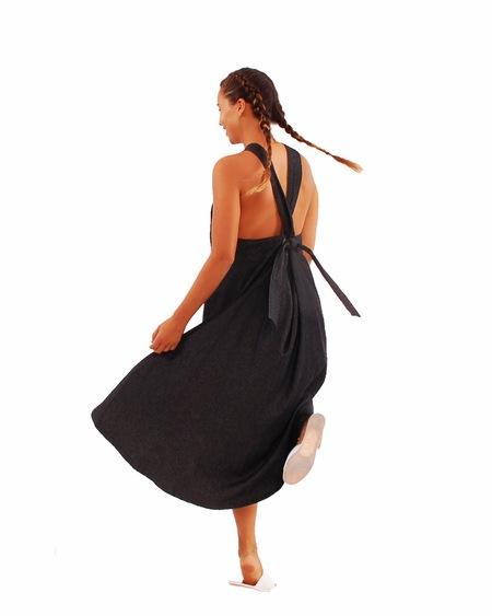 323 Overall Circle Dress