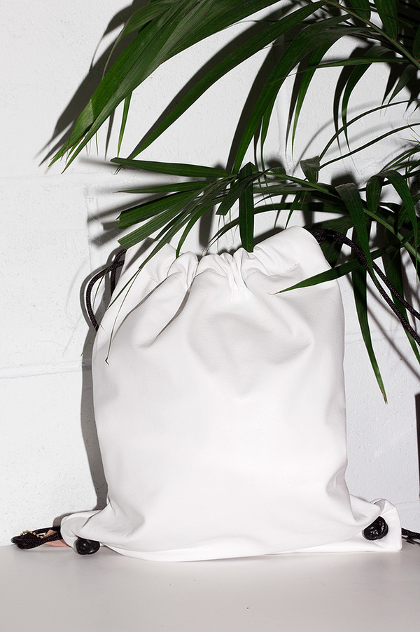 PALMA YUNG BAG WHITE