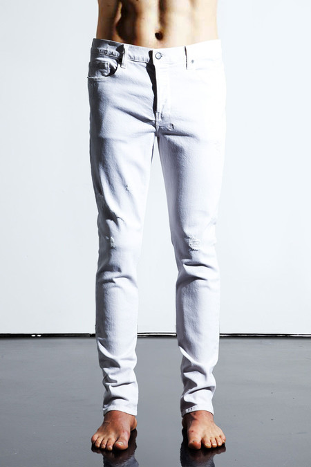 Men's KSUBI Chitch | White