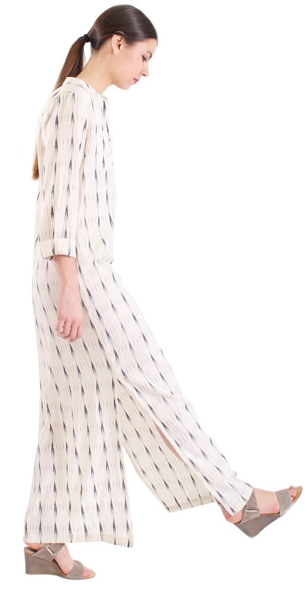 THE ODELLS Column Dress