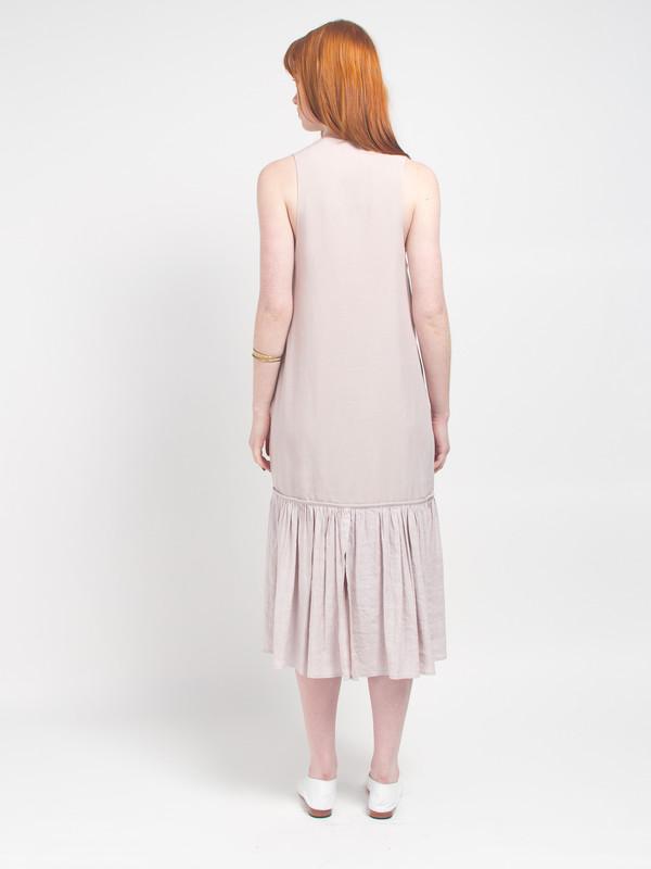 Howard Column Dress Lilac