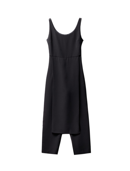 Catherine Quin Seagram Jumpsuit Black
