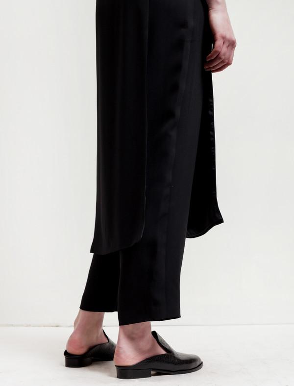 Catherine Quin Seagram Jumpsuit Black