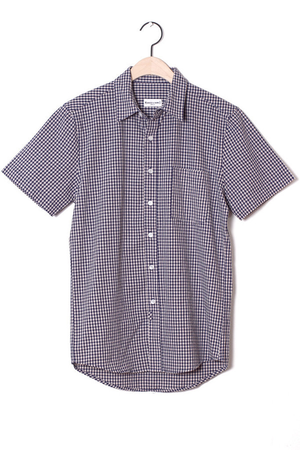 Men's Bridge & Burn Colville Gingham Shirt