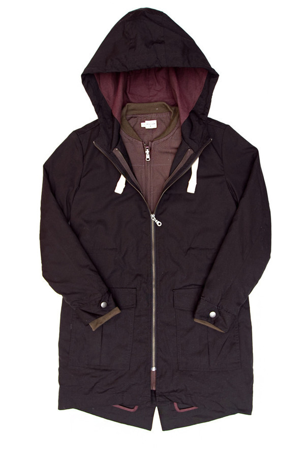 Bridge & Burn Ramsey 2 in 1 Parka