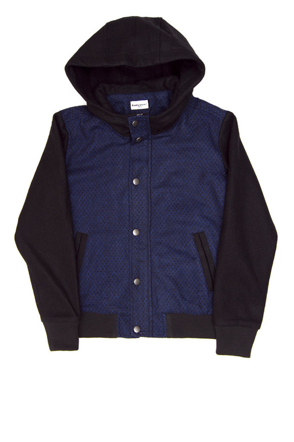 Bridge & Burn Dawson Varsity Jacket
