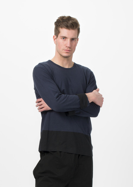Men's You Must Create Long Sleeve Block T-Shirt