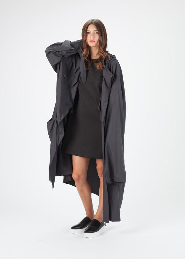 Ter et Bantine Oversize Lightweight Coat