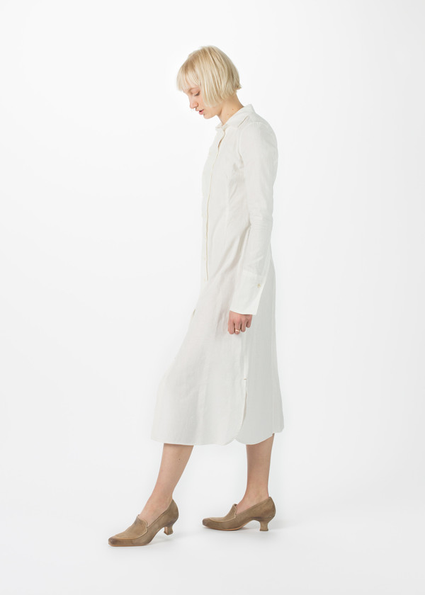 Cherevichkiotvichki Two Row Shirt Dress
