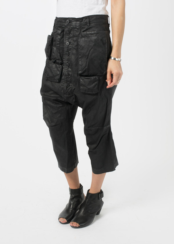 Rundholz Dip Utility Drop Crotch Short