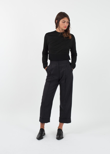 Amelia Toro Wool Trouser