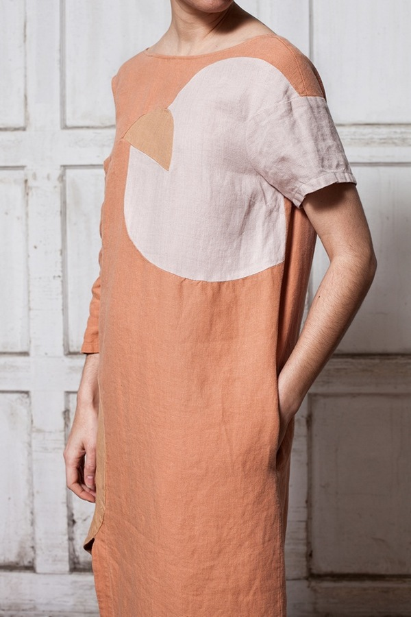 Rachel Comey Soleri Dress - suntan