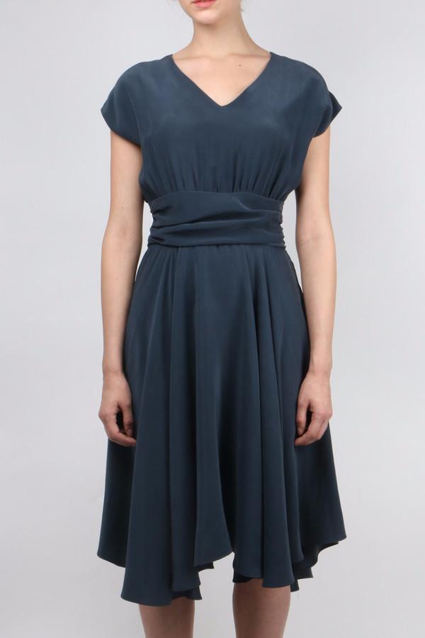 La Robe Camelia Silk Dress