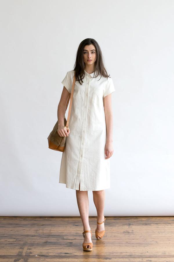 Bridge & Burn Tayler Ivory Dress