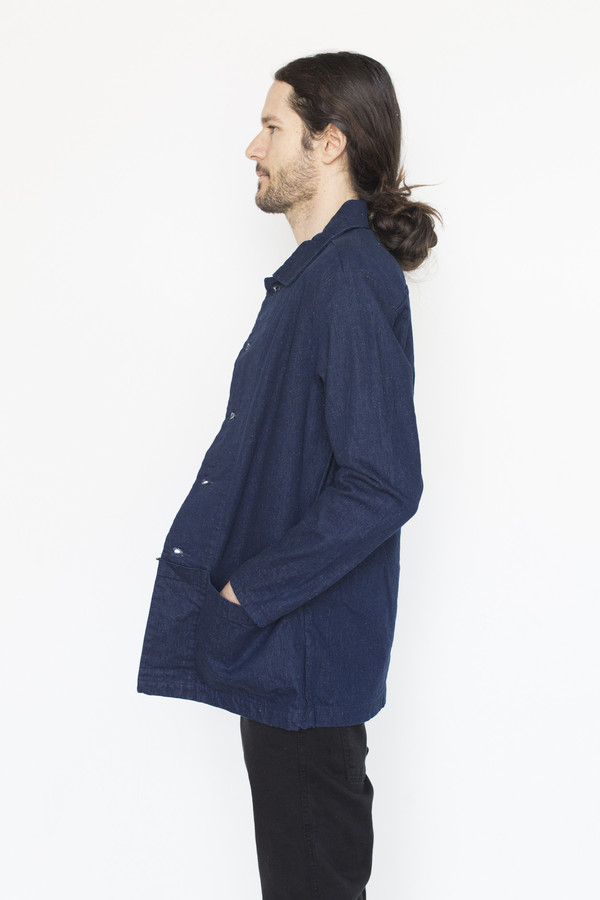 ZED Cotton Long Catch All Jacket