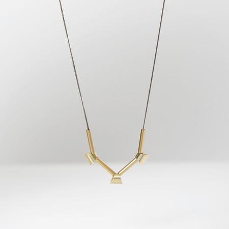7115 by Szeki Fly Away Necklace