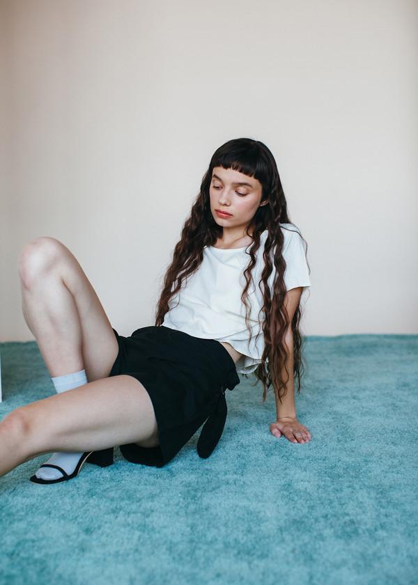 Samantha Pleet Semblance Blouse - Ivory