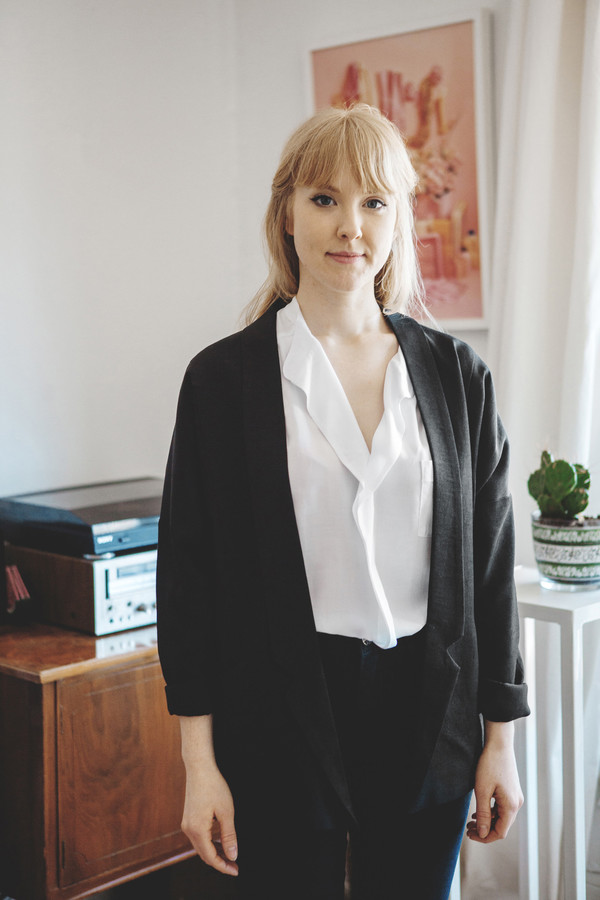 Valerie Dumaine Arnaud Blazer