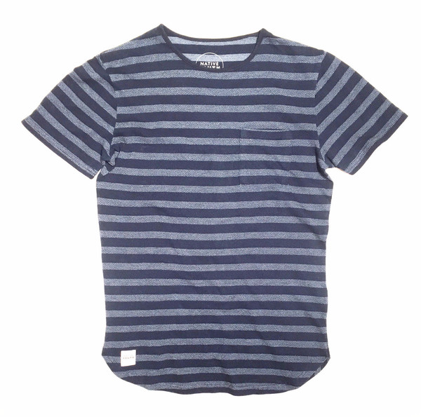 Men's Native Youth Jacquard Stripe Tee