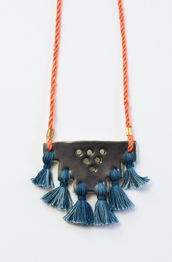 Gamma Folk No.34 Necklace