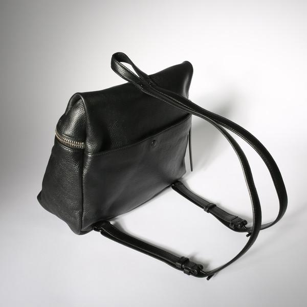Kara Black Backpack