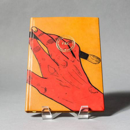 Fine & Candy Okay Notebook by Rita Rogue