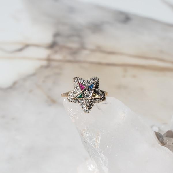 Starman Ring