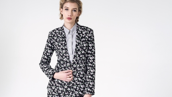 Lucca Couture x Wildfang The Kahlo Blazer