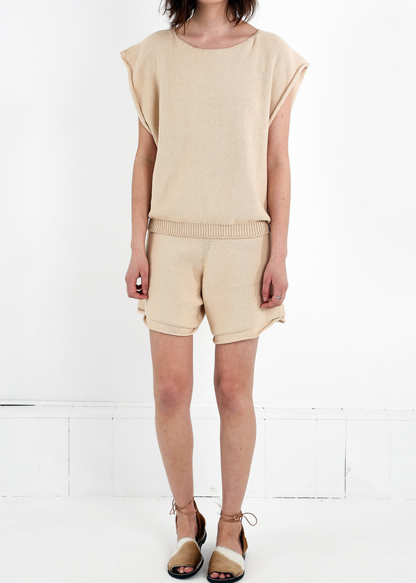 Baserange Orleans Knit Vest