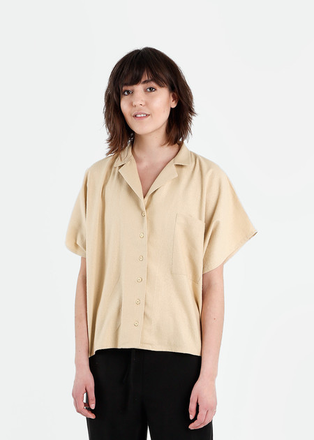 Baserange Sevinc Sleeveless Shirt