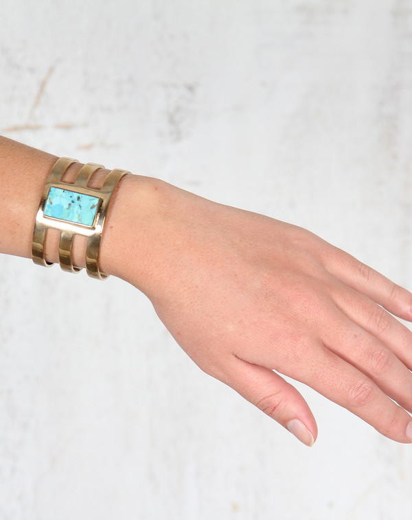 THE NARWHAL CAGE CUFF
